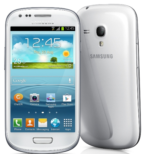 S3Mini Samsung officially announces the Galaxy S3 Mini, 4 screen, 1GHz processor and NFC