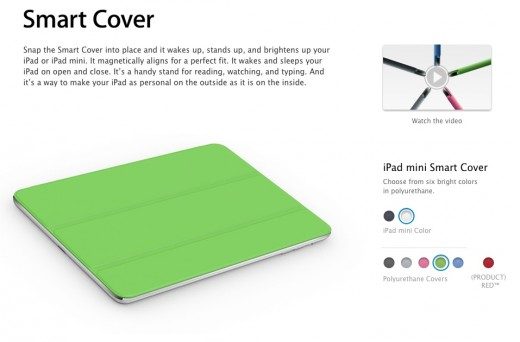 Screen Shot 2012 10 23 at 11.58.14 AM 520x342 Apple introduces iPad Mini Smart Cover for $39