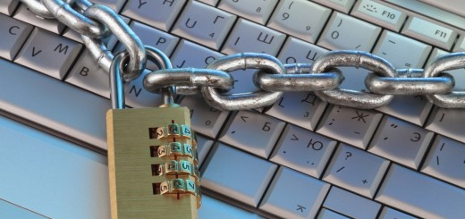 computer and lock