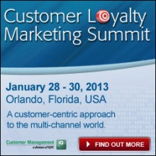 customer loyalty marketing summit 250x250 220x220 Upcoming tech and media events you should know about [Discounts]