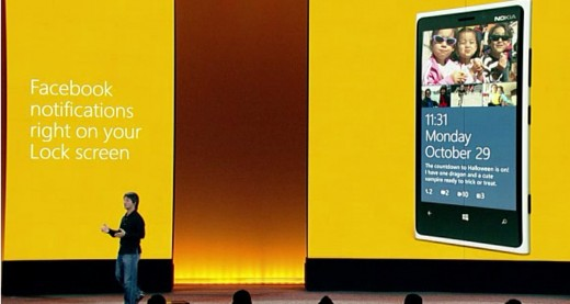 facebook lick screen 520x277 Microsoft bringing new Twitter, Facebook, Skype apps to Windows Phone 8