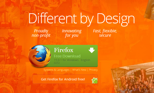 firefox 15 16 520x315 Mozilla pulls Firefox 16 after discovering security vulnerability, patch coming tomorrow