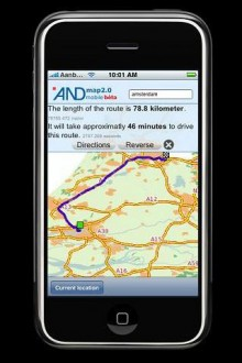 iMaps 220x330 Apple got you lost? 40 alternative map & GPS apps for iOS