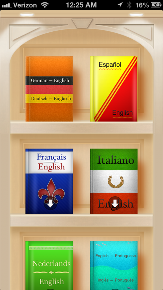 image 36 520x923 Languages: A blazingly fast and lovely offline translation dictionary app for iPhone