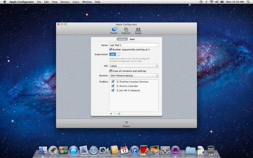 Apple Configurator tool for iOS devices gets better iOS 6 support, Apple TV configuration and more