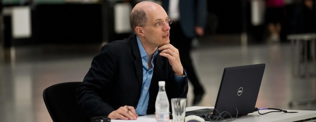 Author Alain de Botton  writes at his de