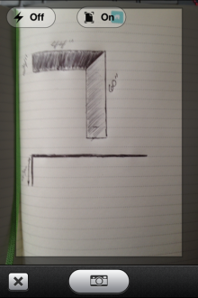 photo4 220x330 Evernote Moleskine notebook review: When digital and analog elegantly collide