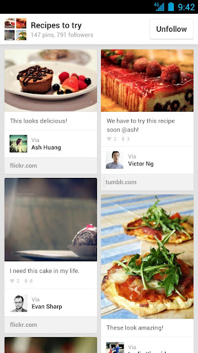 Pinterest updates Android app to show bigger images, repins