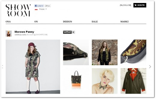 showroom1 520x331 Burda International, the publisher behind Elle, grabs 25% stake in Polish ecommerce startup Showroom