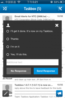 taskbox 1 220x330 Taskbox, a hybrid email client/to do list app, can aid you on the quest for inbox zero