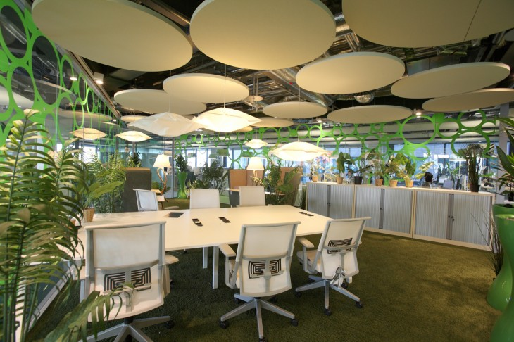 11. Google 01 730x486 Awesome Offices: Inside 11 fantastic startup workplaces in Dublin