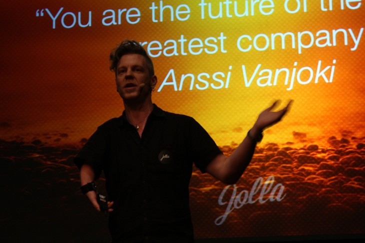 8211250381 b9fa734092 b 730x486 Rock and roll with your friends. How Jolla's personality won the audience at Slush