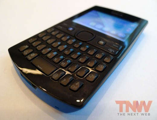 Asha1wtmk 520x398 Nokia unveils the 206, Asha 205 and new Slam content sharing service aimed at emerging markets