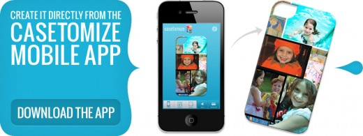 Casetomize 520x195 Postcard on the Run forms new company to focus on mobile apps and physical goods, launches Casetomize