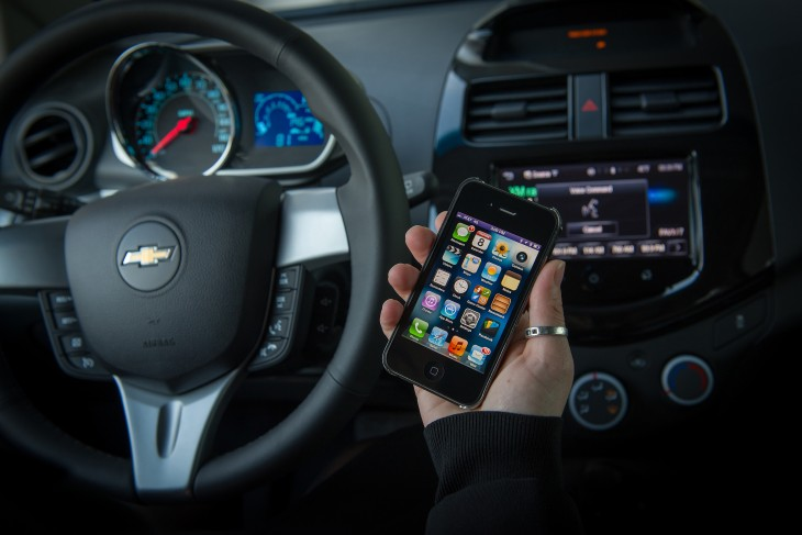 ChevyMyLinkSiri05 730x487 General Motors to become first car maker to integrate Apples Siri with new Chevrolet models