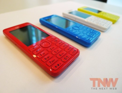Edit12wtmk 520x398 Nokia unveils the 206, Asha 205 and new Slam content sharing service aimed at emerging markets