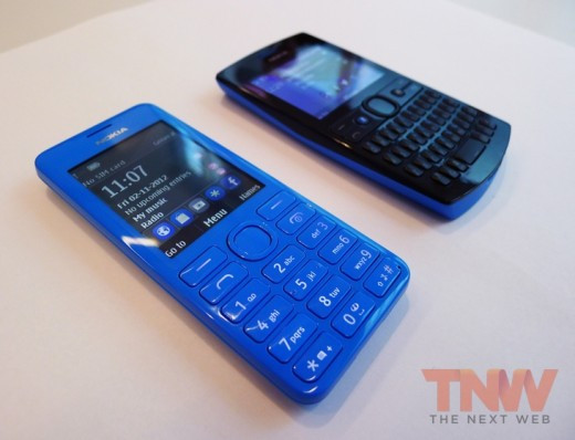Edit18wtmk 520x398 Nokia unveils the 206, Asha 205 and new Slam content sharing service aimed at emerging markets