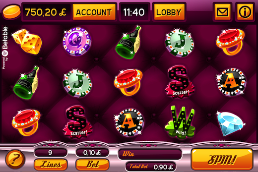 LaRiviera screenshots 3 French social games studio Mandala teams up with Betable for real money gambling push