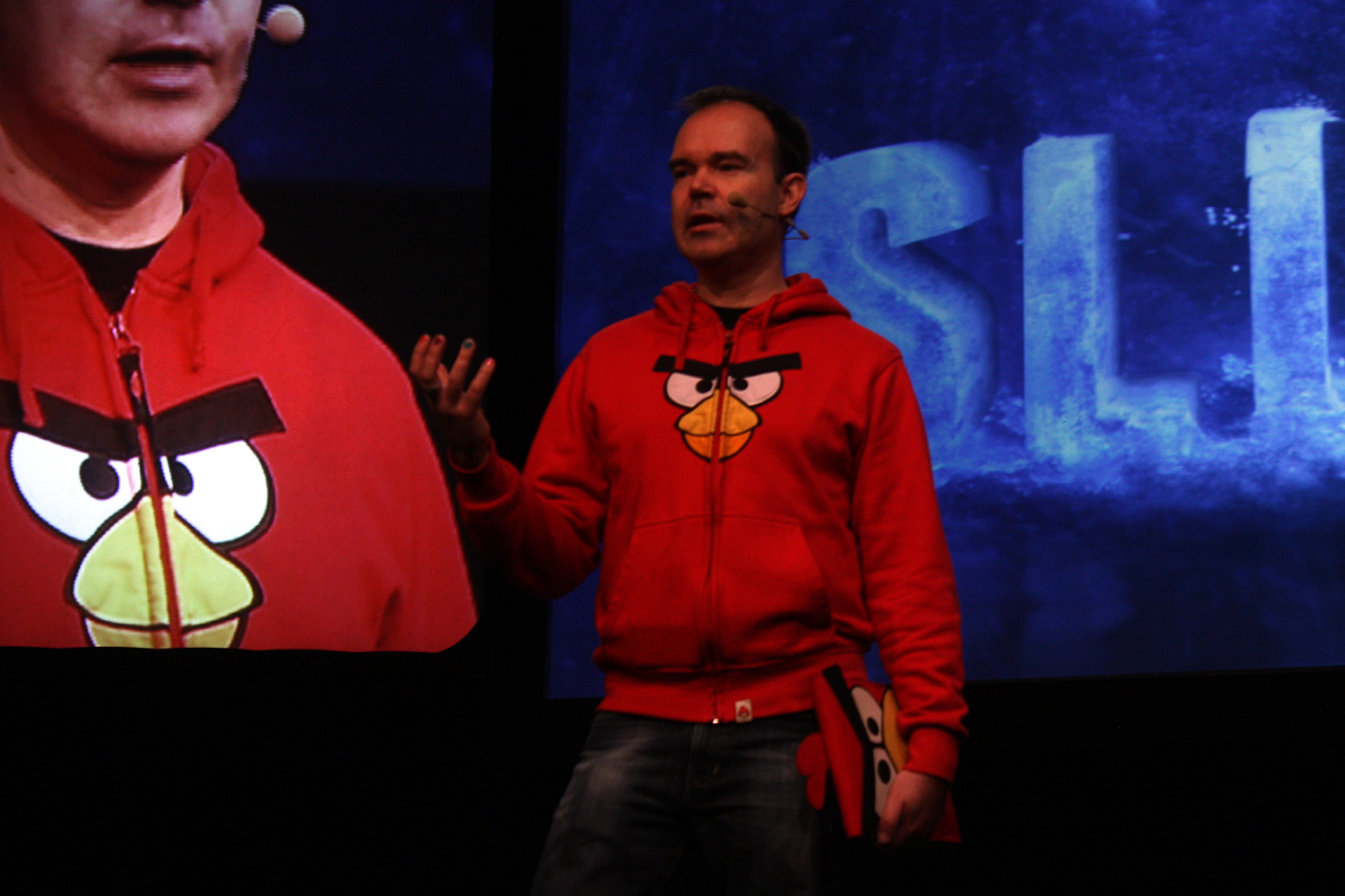Peter Vesterbacka CMO Rovio March of the Angry Birds. How Rovio is teaching Finnish startups to think big