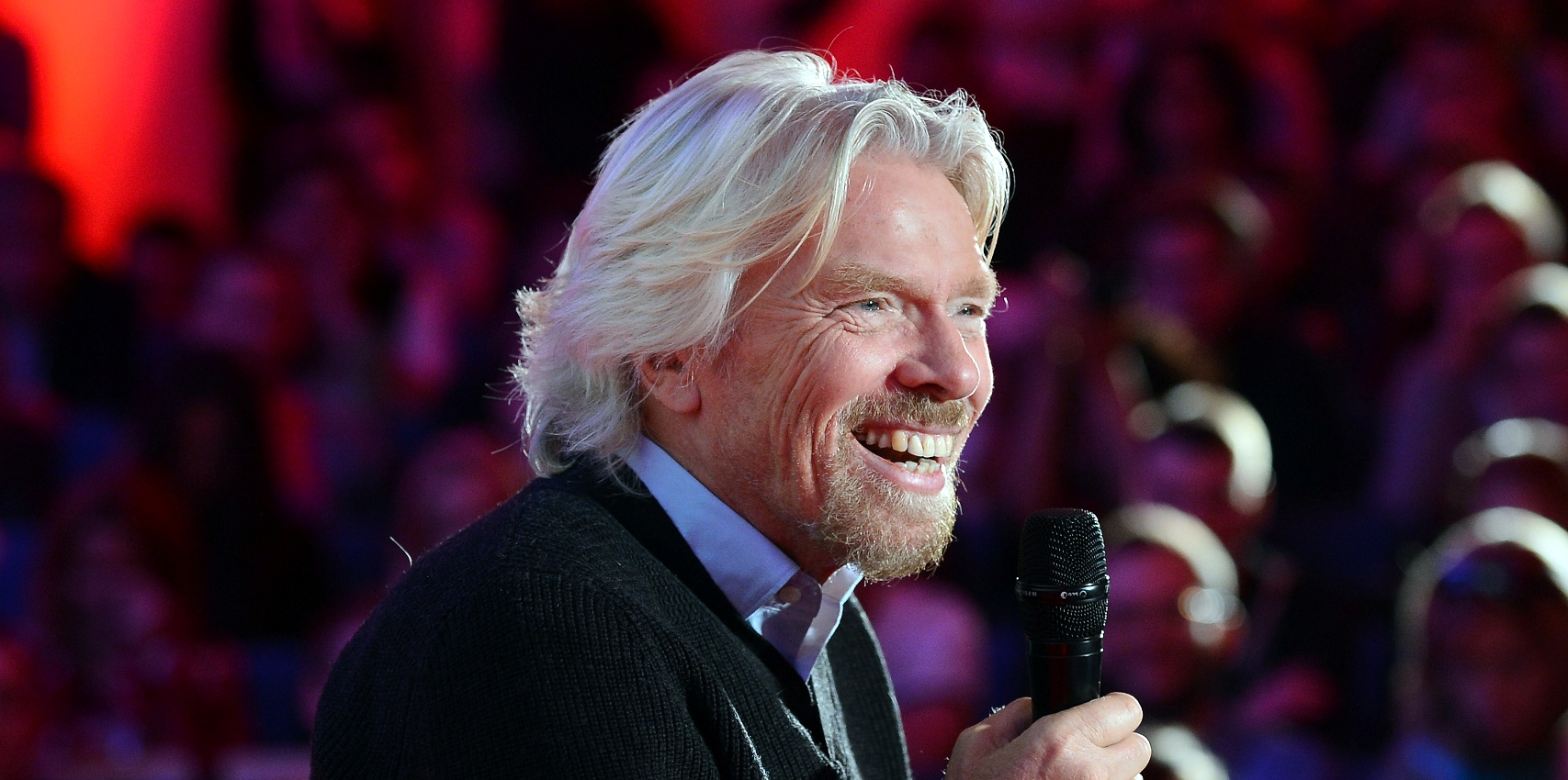 richard branson Sir richard branson said: i have never seen anything like this hurricane necker and the whole area have been completely and utterly devastated.