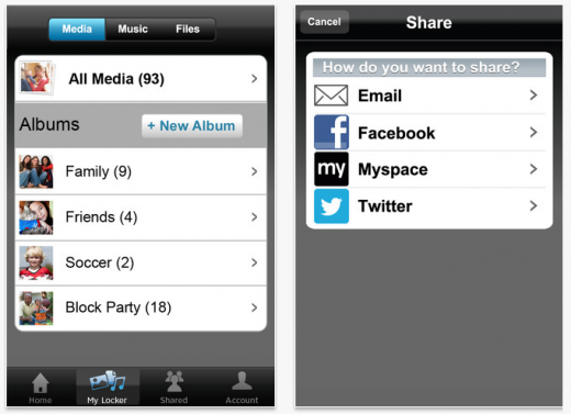 Screen Shot 2012 11 01 at 14.09.24 520x377 AT&T launches its photo and video backup app Locker on iOS