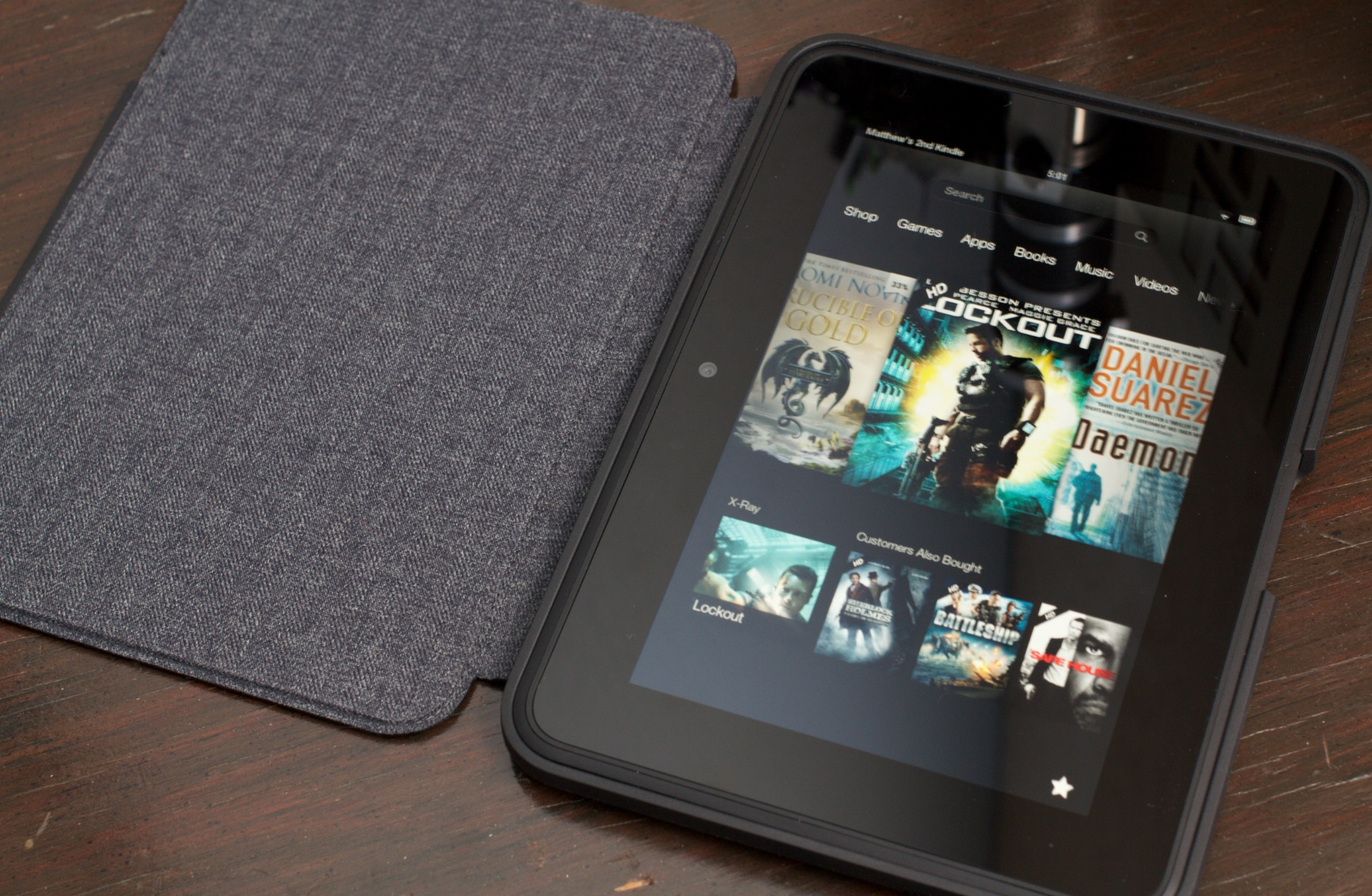 Review: Kindle Fire HD