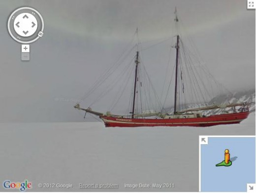 Screenshot 26 520x391 Google Street View gets its most northerly territory with Svalbard, 400 miles from mainland Europe