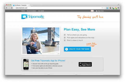 Tripomatic 520x342 Unless you go mobile, your online travel business will be dead in five years