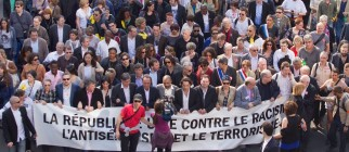 United Republique agains racism, antisemitism and terrorism
