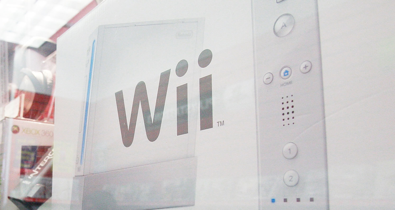 Wii Mario Tama Getty Images