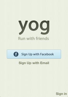 a6 220x315 TNW Pick of the Day: Yog lets you schedule runs with friends and strangers around the world