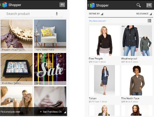 a9 Google Shopper 3.0 launches for Android and iOS, reeling in GoodGuide ratings and new UI