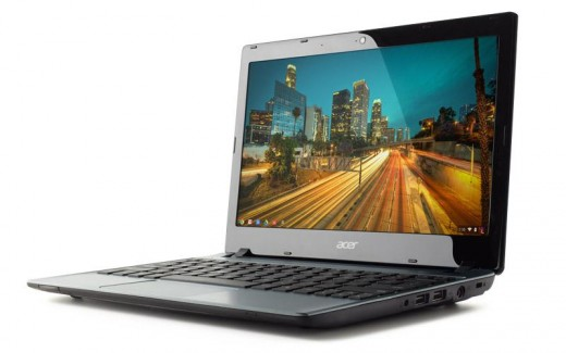 Google announces 11.6 inch Acer C7 Chromebook with 3.5 hours of battery life, for just $199
