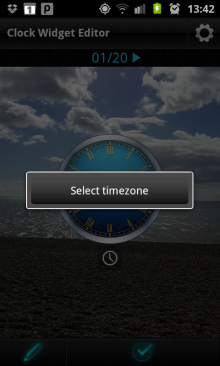 b6 220x366 Beautiful Clock Widgets brings delicious digital timepieces to Android