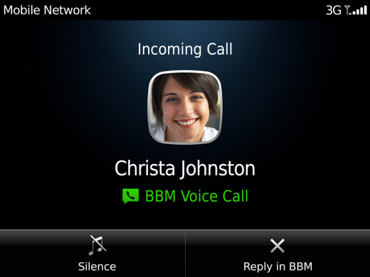 bbm call 520x390 RIM is finally bringing voice calling to BlackBerry Messenger: But its way too late