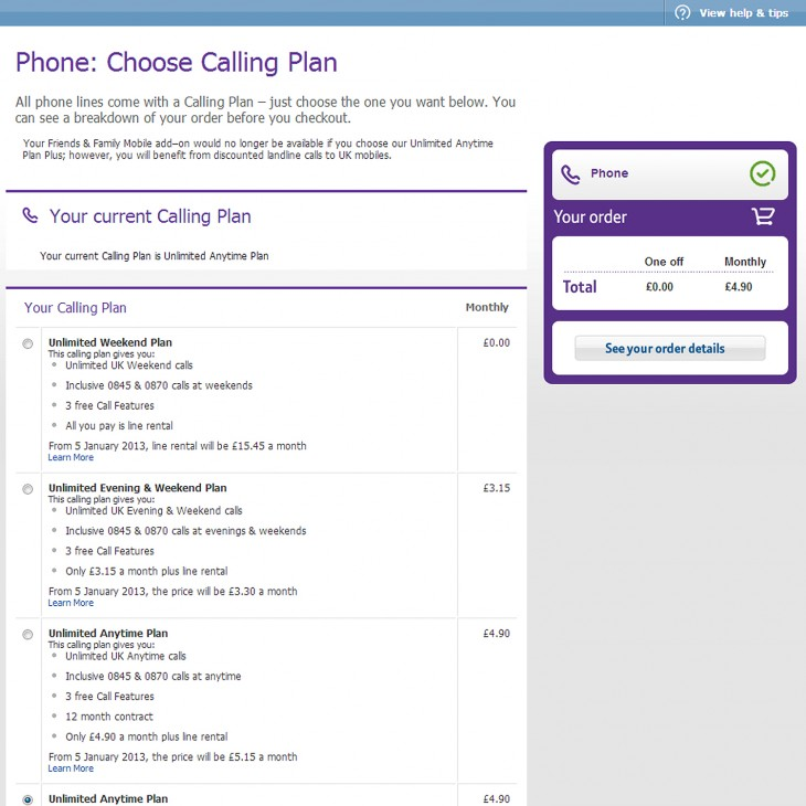 bt screen cap 2 730x730 Anyone can add services to your BT account with just basic information – and BT isn't worried