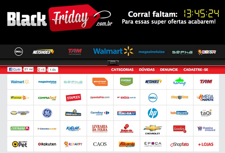 busca descontos partners Brazilian e commerce expects record breaking Black Friday amid scam complaints