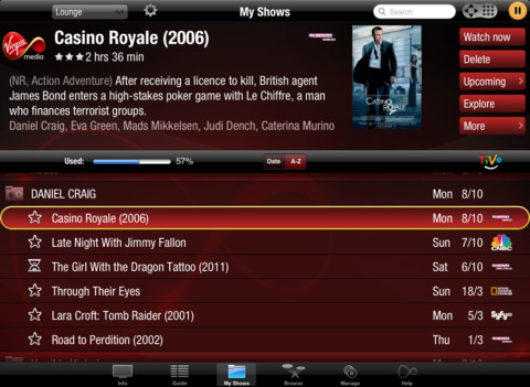 e Virgin launches TV Anywhere to rival Sky Go, giving online and mobile access to TV and movies on the move