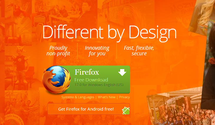 firefox 17 launched Firefox 17 launches with click to play plugin blocks for old Adobe Reader, Flash, and Silverlight
