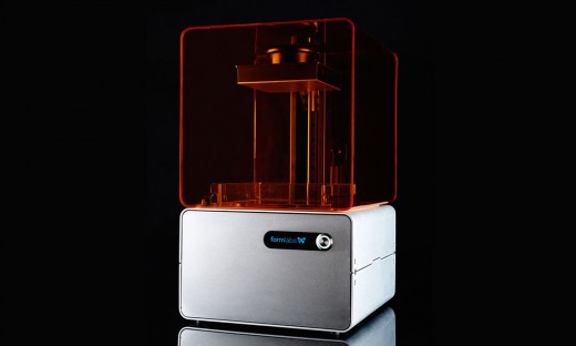 form 1 product 520x312 The Rise of 3D Printing