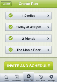h1 220x316 TNW Pick of the Day: Yog lets you schedule runs with friends and strangers around the world