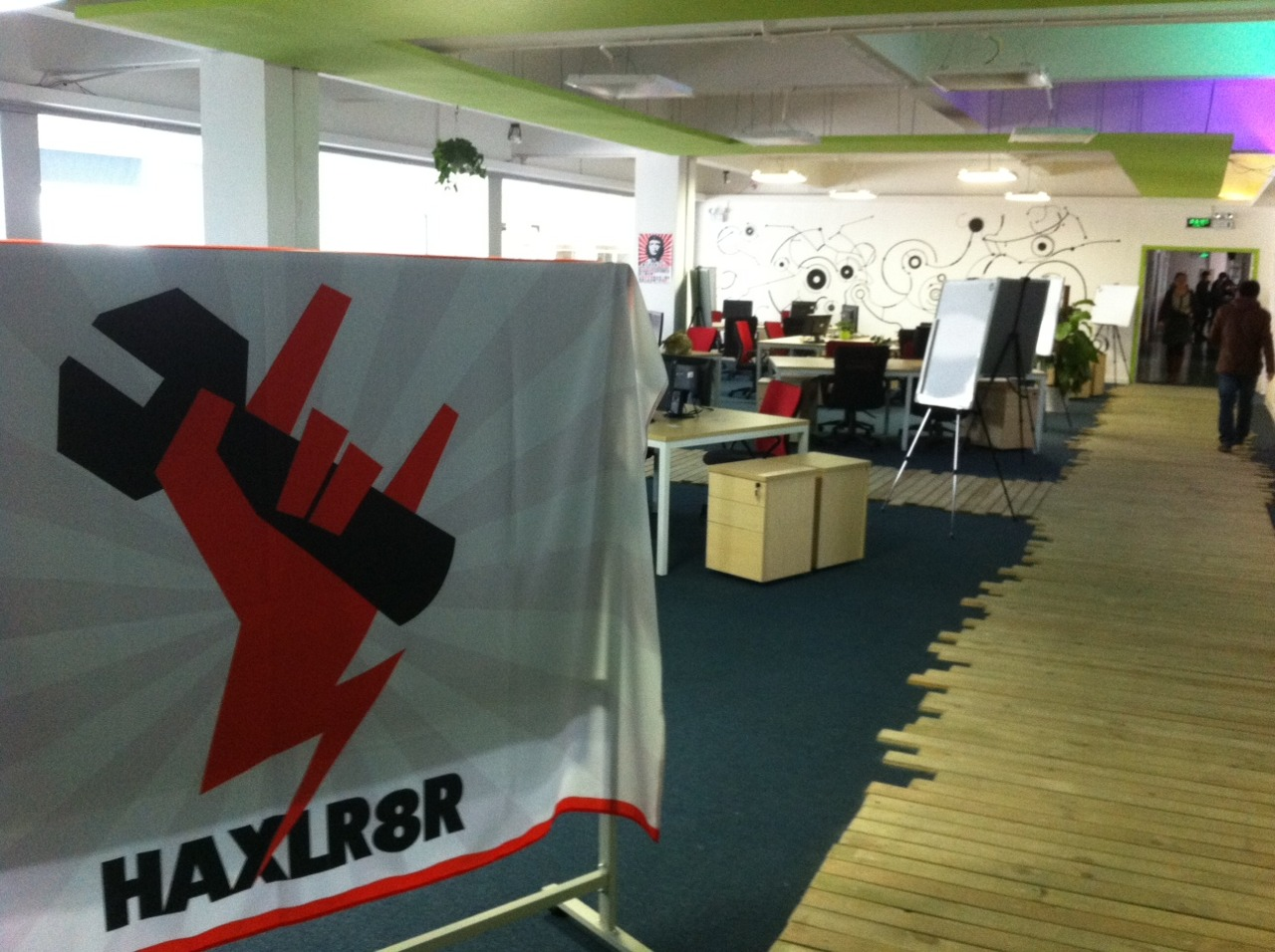 Haxlr8r in Shenzhen, China