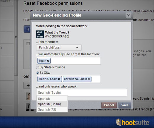 hootsuite crop HootSuite rolls out new dashboard features to help businesses target specific Facebook users