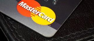 MasterCard credit card