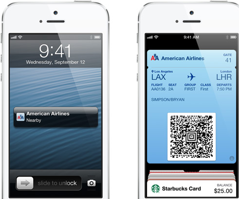 passbook timelocation Dont Pass this up: Getting your business on Apples Passbook, DIY style