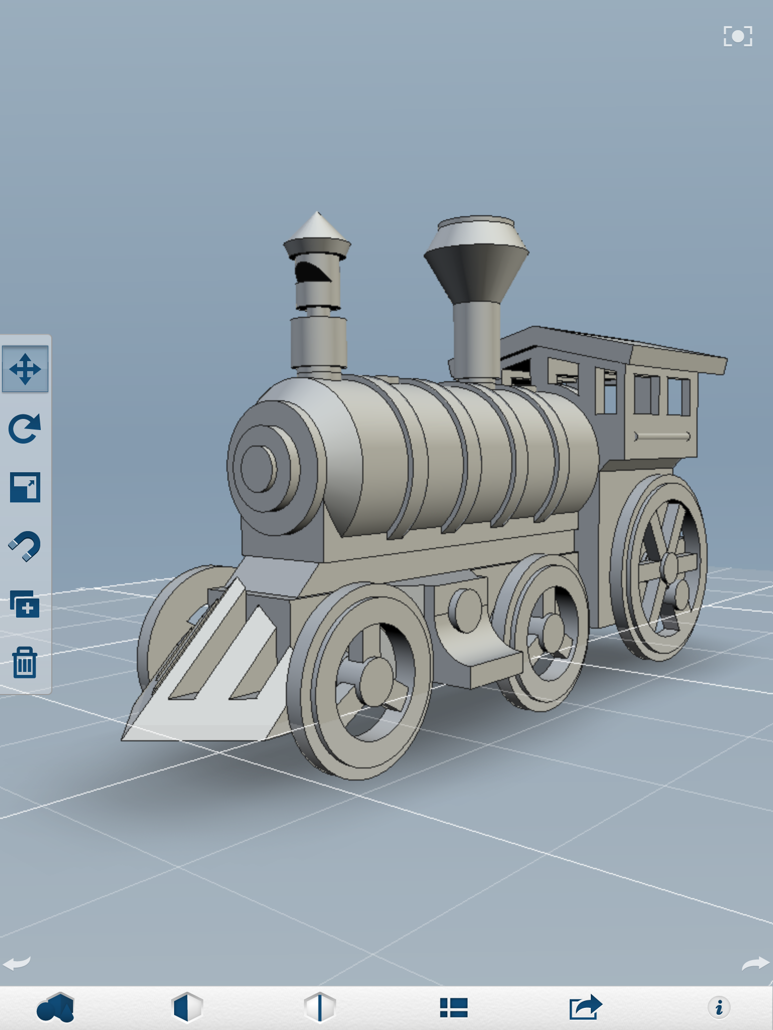 Autodesk 39 s 123d design turns everyone into 3d designers 3d modeling app
