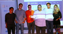 startup world brazil QMágicos co founder talks social entrepreneurship and education in Brazil