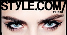 style dot com print