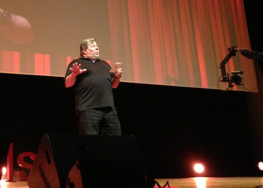 wozz Steve Wozniak wishes iTunes was available for Windows Phone, too