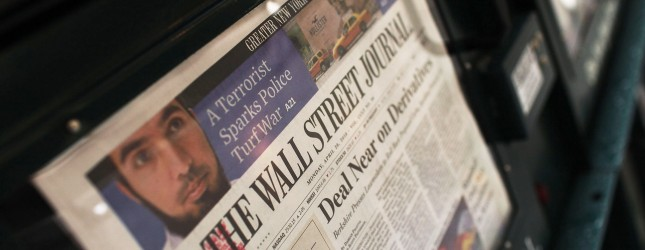 Wall Street Journal Launches NY Section, Aiming To Compete With NY Times